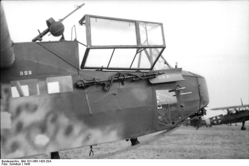 Fallschirmjäger.net - DFS 230 Glider