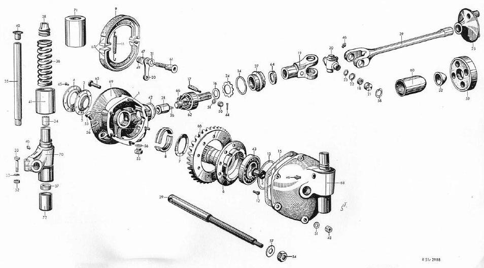 ford tractor zenith carburetor diagram